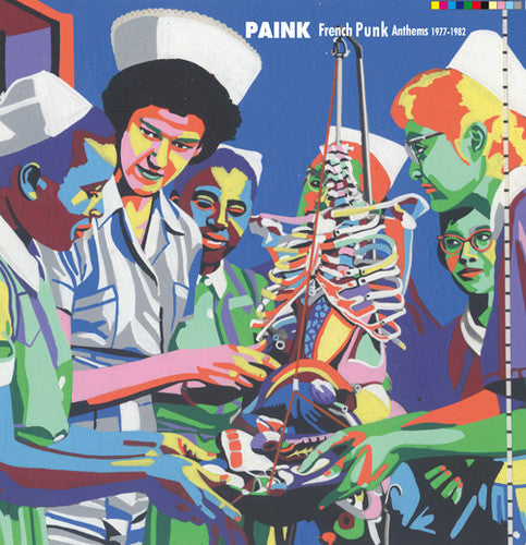 Various Artists: Paink: French Punk Anthems 1975-1982 / Various