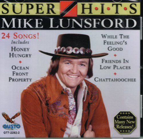 Mike Lunsford: Super Hits