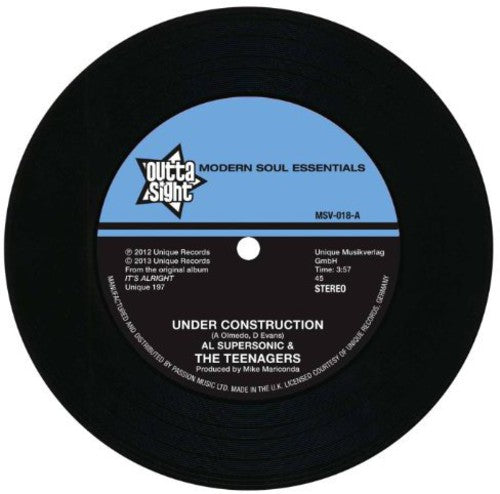 Al Supersonic & the Teenagers: Under Construction/The Loser