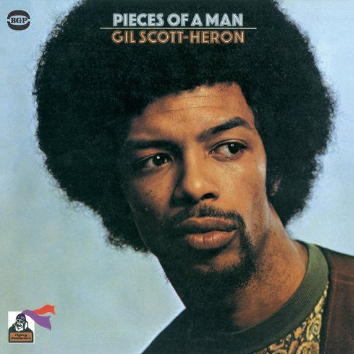 Gil Heron Scott: Pieces of a Man