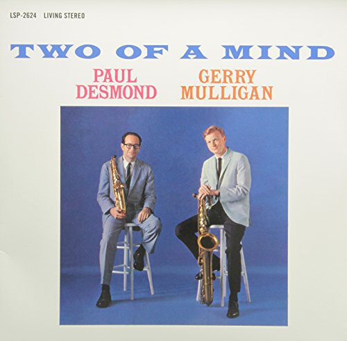 Paul Desmond: Two of a Mind