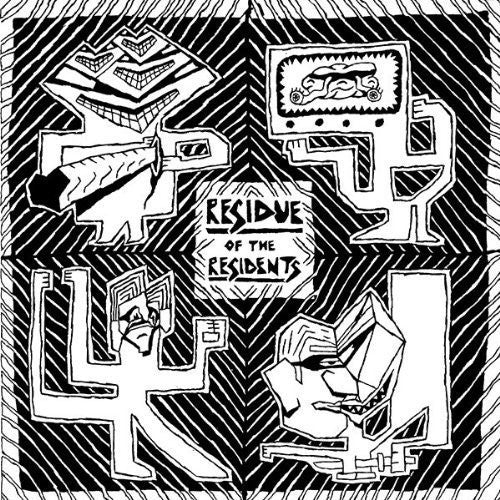 The Residents: Residue of the Residents
