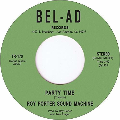 Roy Porter Sound Machine: Party Time