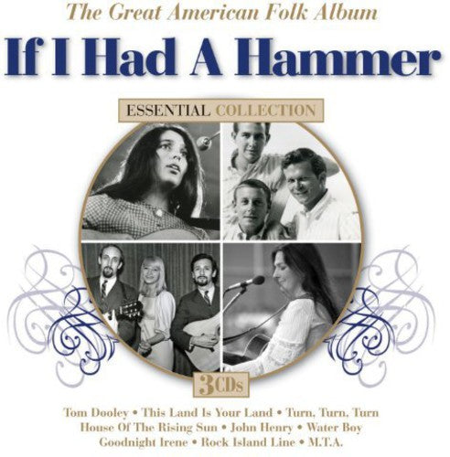 Various Artists: If I Had a Hammer: Great American Folk / Various