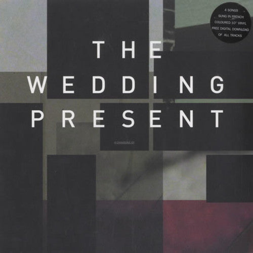 The Wedding Present: 2014 RSD Single (German Versions)