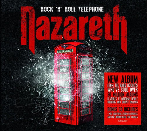 Nazareth: Rock N Roll Telephone: Deluxe Edition