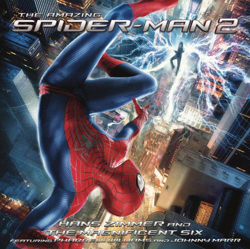 Hans Zimmer: The Amazing Spider-Man 2 (Original Soundtrack) (Deluxe Edition)