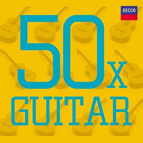 Various Artists: 50 X Guitar