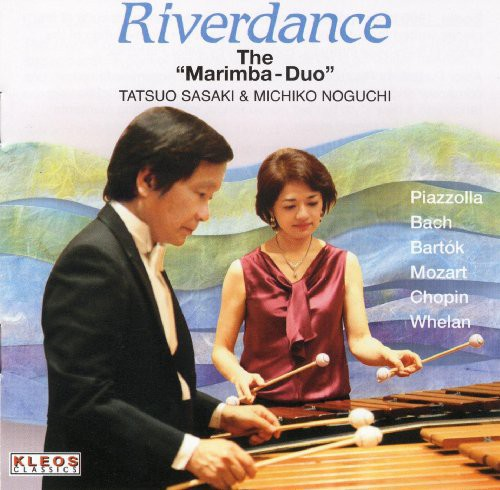 Marimba Duo: Riverdance