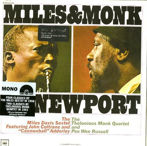 Miles Davis: Miles & Monk at Newport