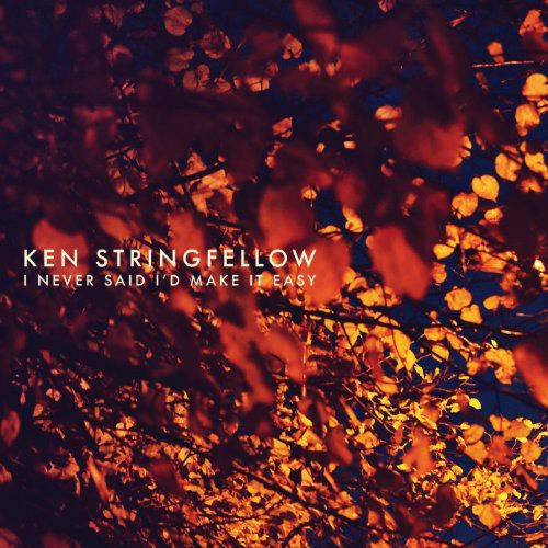 Ken Stringfellow: I Never Said I D Make It Easy