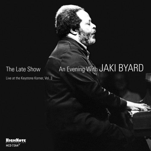 Jaki Byard: Late Show: An Evening with Jaki Byard
