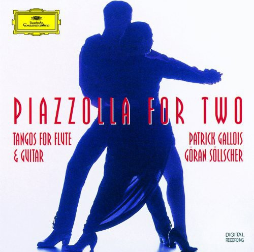 Patrick Gallois: Piazzolla for Two