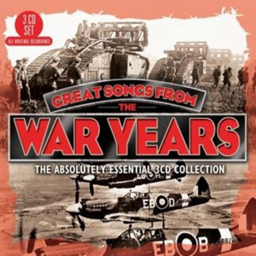 Various Artists: Great Songs from the War Years / Various