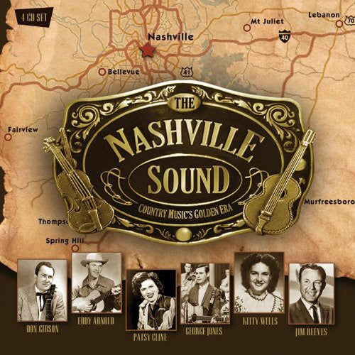 Various Artists: Nashville Sound / Various