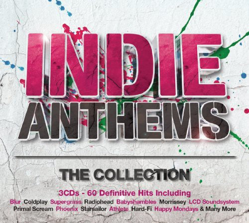 Various Artists: Indie Anthems-The Collection / Various