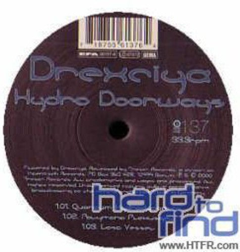 Drexciya: Hydro Doorways