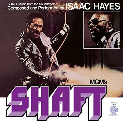 Isaac Hayes: Shaft (Music From the Soundtrack)