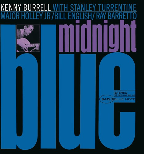 Kenny Burrell: Midnight Blue