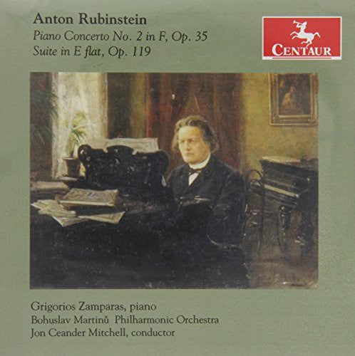 Rubinstein: Piano Cto 2