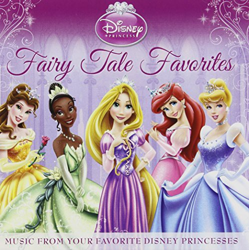 Various Artists: Disney Princess Fairy Tale / Various