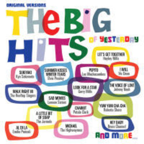 Various Artists: The Big Hits of Yesterday