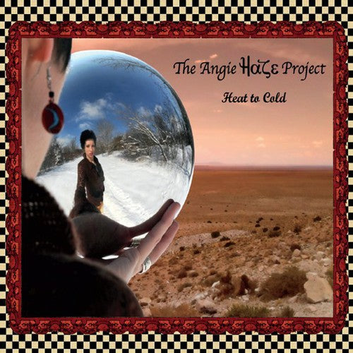 Angie Haze Project: Haze, Angie Project : Heat to Cold