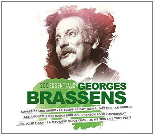 Georges Brassens: Essentials