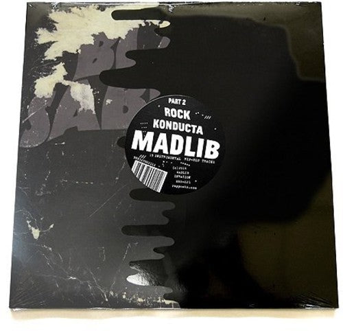 Madlib: Rock Konducta PT 2