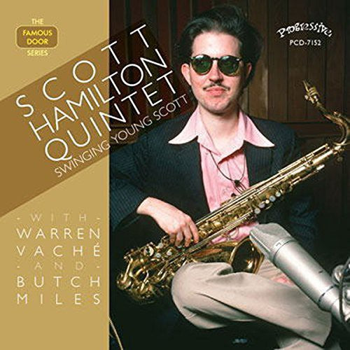 Scott Hamilton: Swinging Young Scott