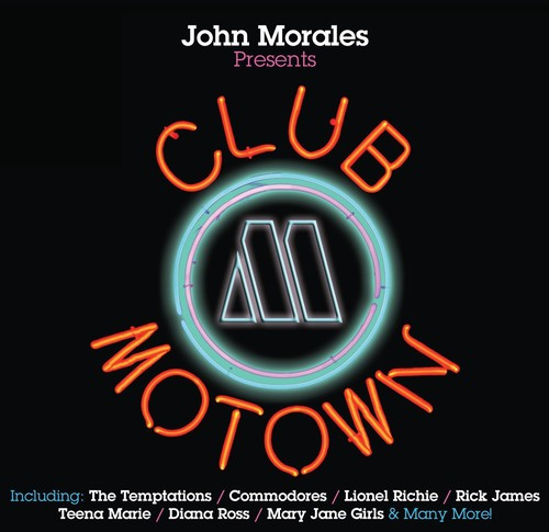 Various Artists: John Morales Presents Club Motown / Various