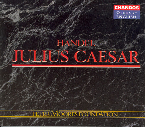 Janet Baker: Julius Caesar (Sung in English)