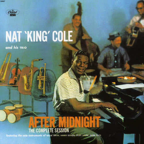 Nat King Cole: Complete After Midnight Sessions