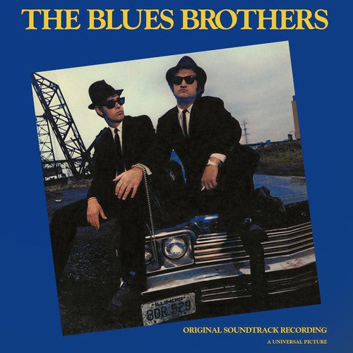 Various Artists: The Blues Brothers (Original Soundtrack Recording)