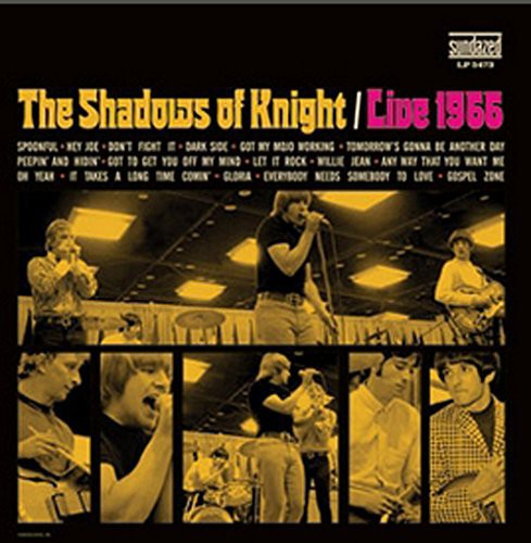 Shadows of Knight: Live 1966