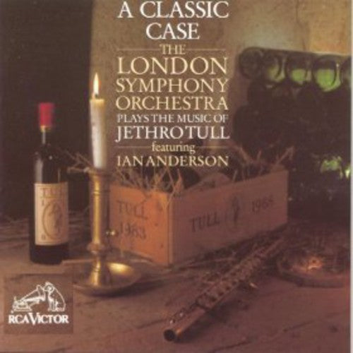 Jethro Tull & the London Symphony Orchestra: Classic Case