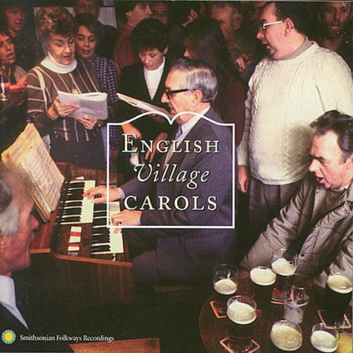 Various Artists: English Village Carols: Traditional Christmas Carolling