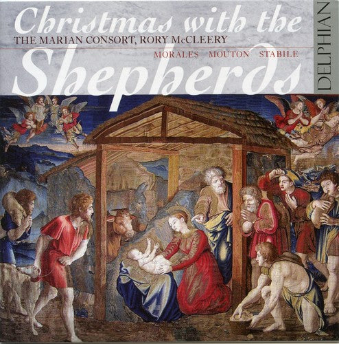 McCleery / Marian Consort: Christmas with the Shepherds