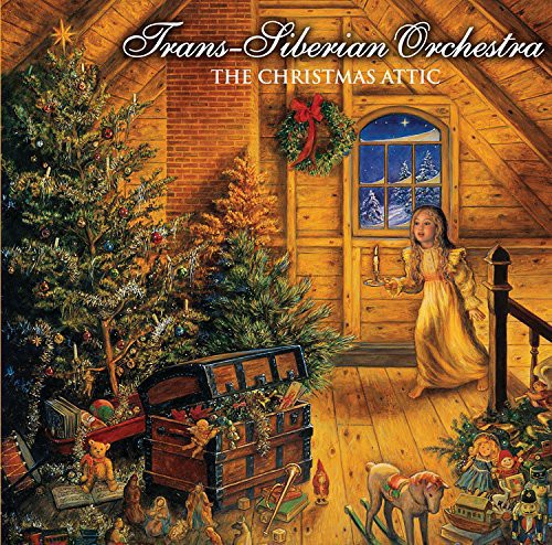 Trans-Siberian Orchestra: Christmas Attic