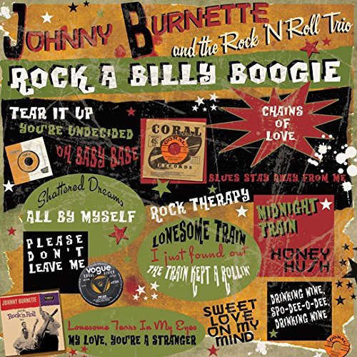 Johnny Burnette: Rock a Billy Boogie
