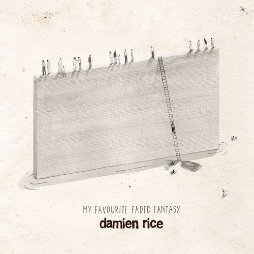 Damien Rice: My Favourite Faded Fantasy