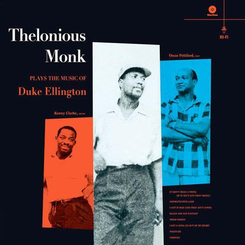 Thelonious Monk: Plays the Music of Duke Ellington