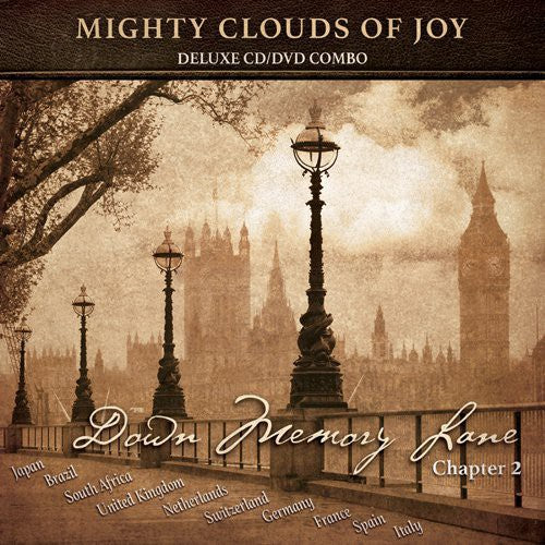 Mighty Clouds of Joy: Down Memory Lane Chapter 2