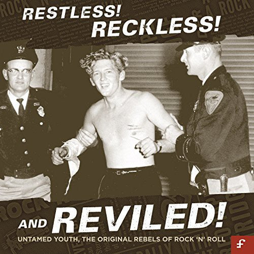 Various Artists: Restless Reckless & Reviled: Untamed / Various