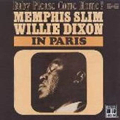 Memphis Slim: In Paris