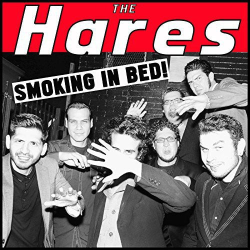Hares: Smoking in Bed