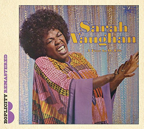 Sarah Vaughan: Time in My Life