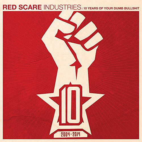 Various Artists: Red Scare Industries: 10 Years / Various