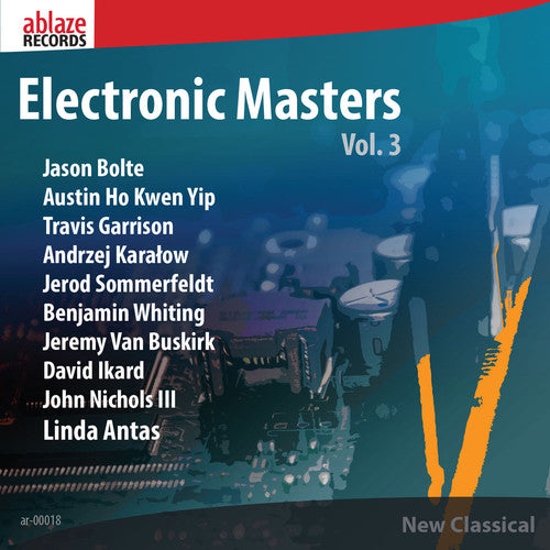 Various Artists: Electronic Masters 3