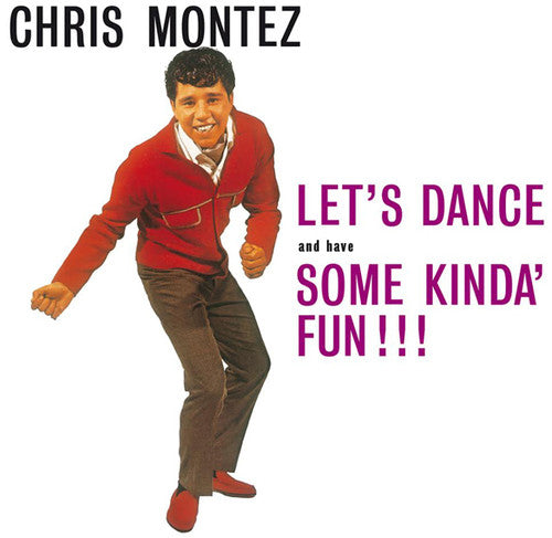 Chris Montez: Lets Dance